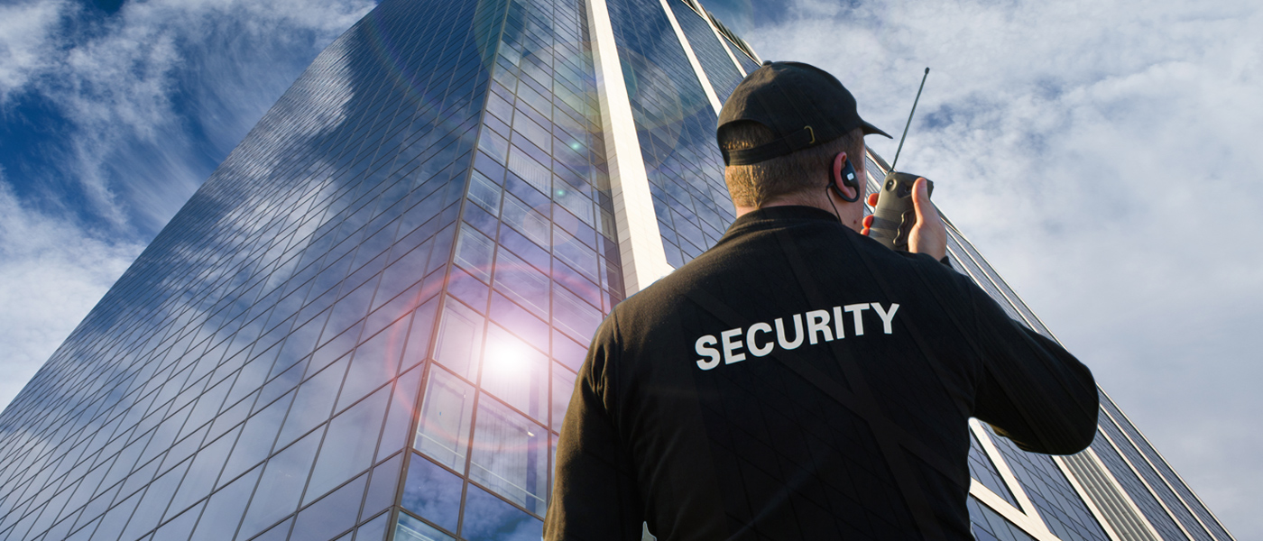 security guard service banner